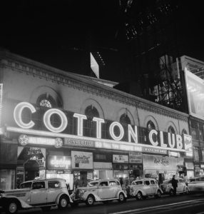 Cotton Club, New York City