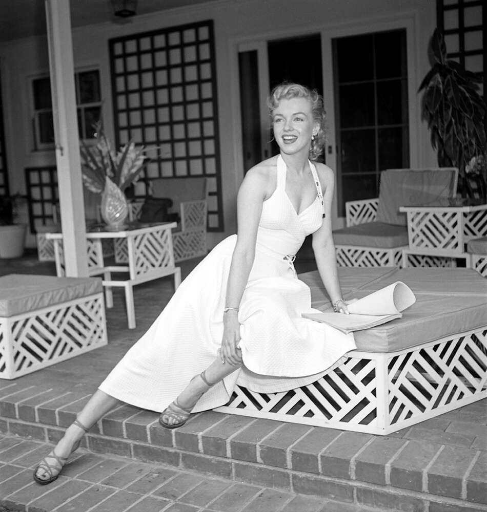Marilyn Poses fine art photography