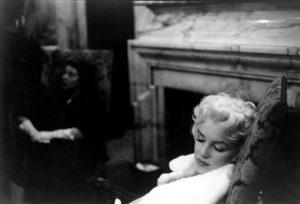 Marilyn Resting