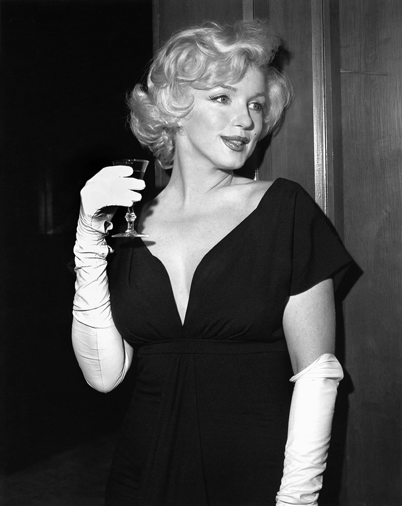 Party For Marilyn At Beverly Hills Hotel fine art photography