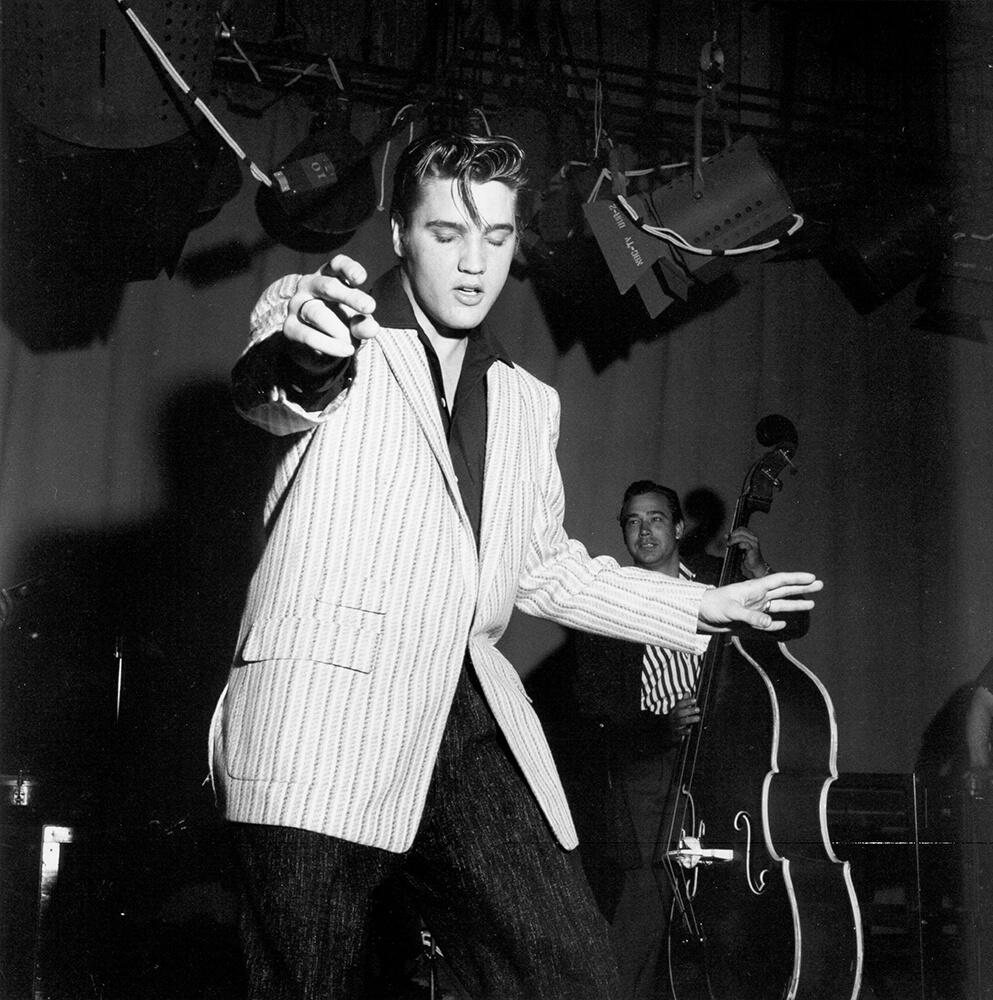 Elvis Presley fine art photography
