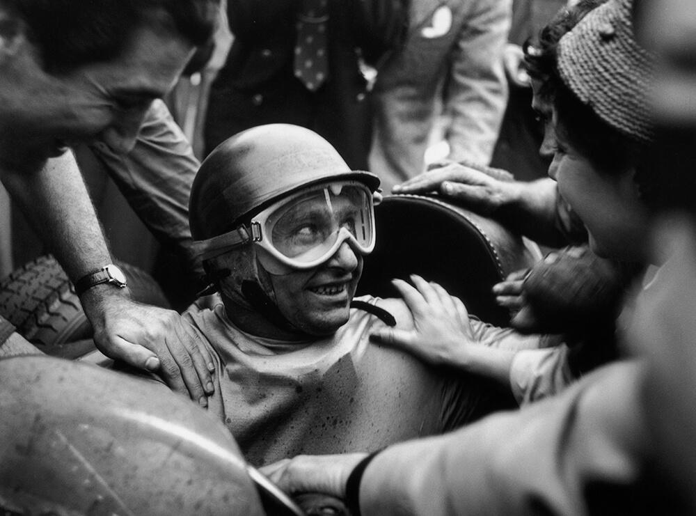 Juan Manuel Fangio fine art photography