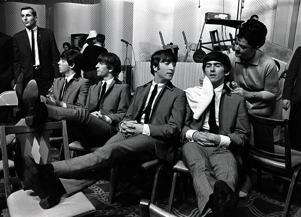 The Beatles fine art photography