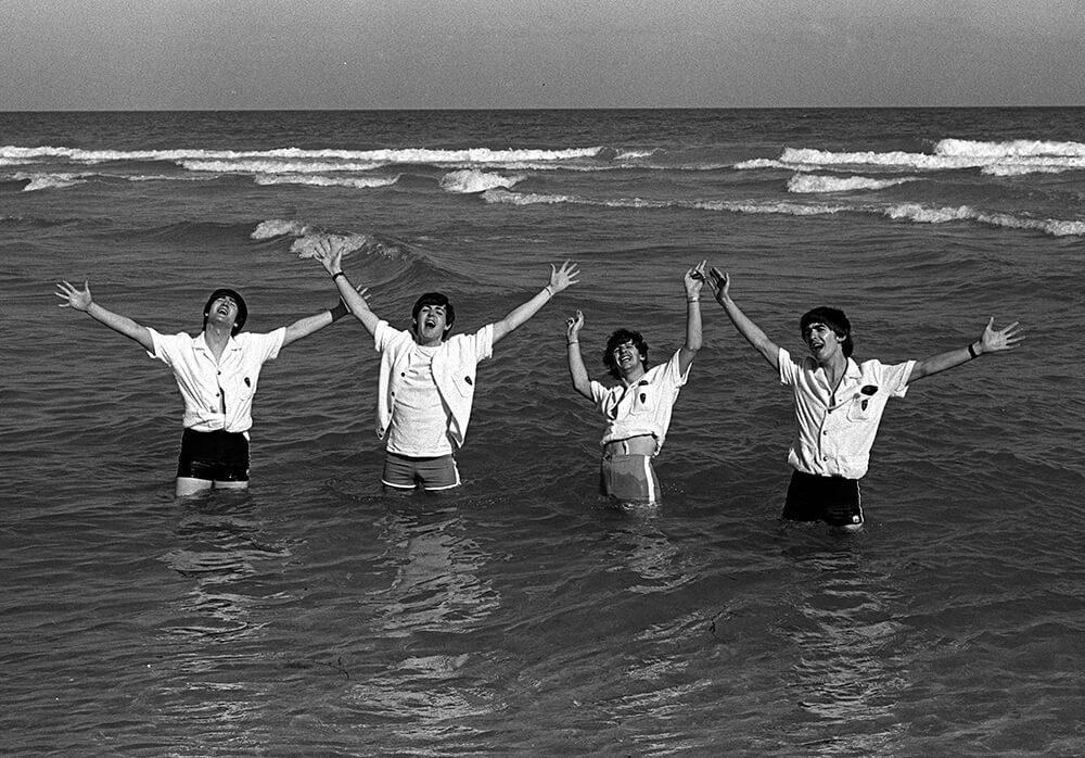 The Beatles 1964 US Tour fine art photography