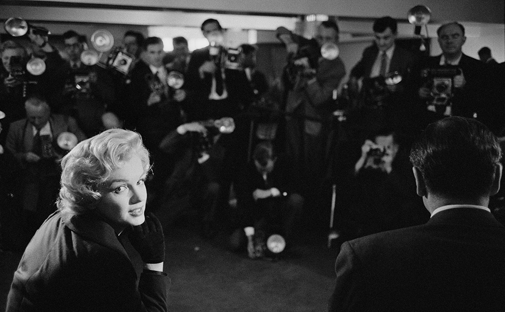 Marilyn At The Savoy fine art photography