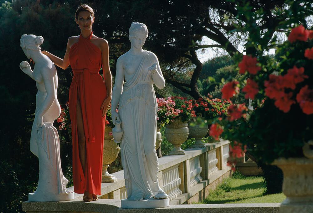 St Tropez Garden fine art photography