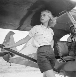 Seaplane At Palm Beach