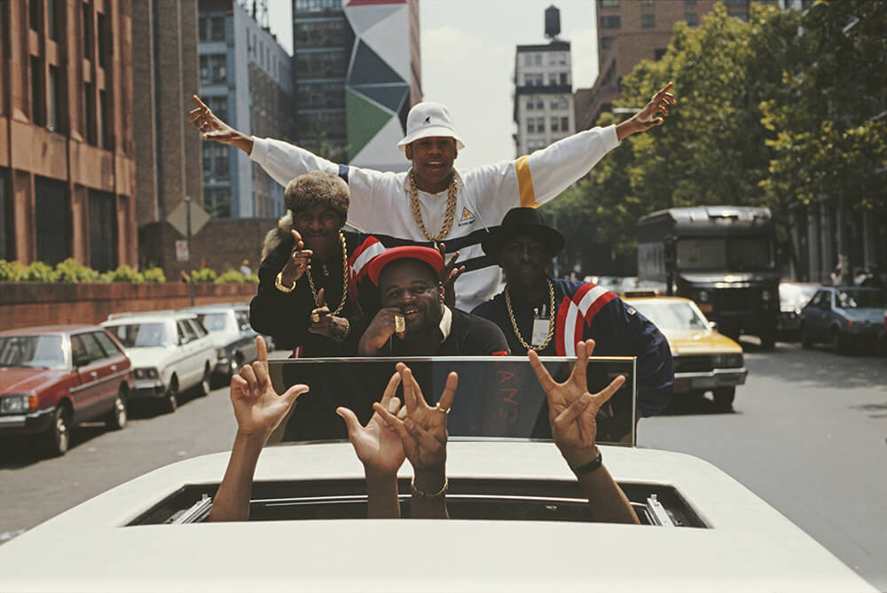 LL Cool J In Limousine fine art photography