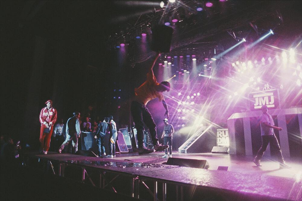 Beastie Boys And Run-DMC fine art photography