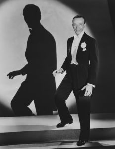 Astaire And Shadow