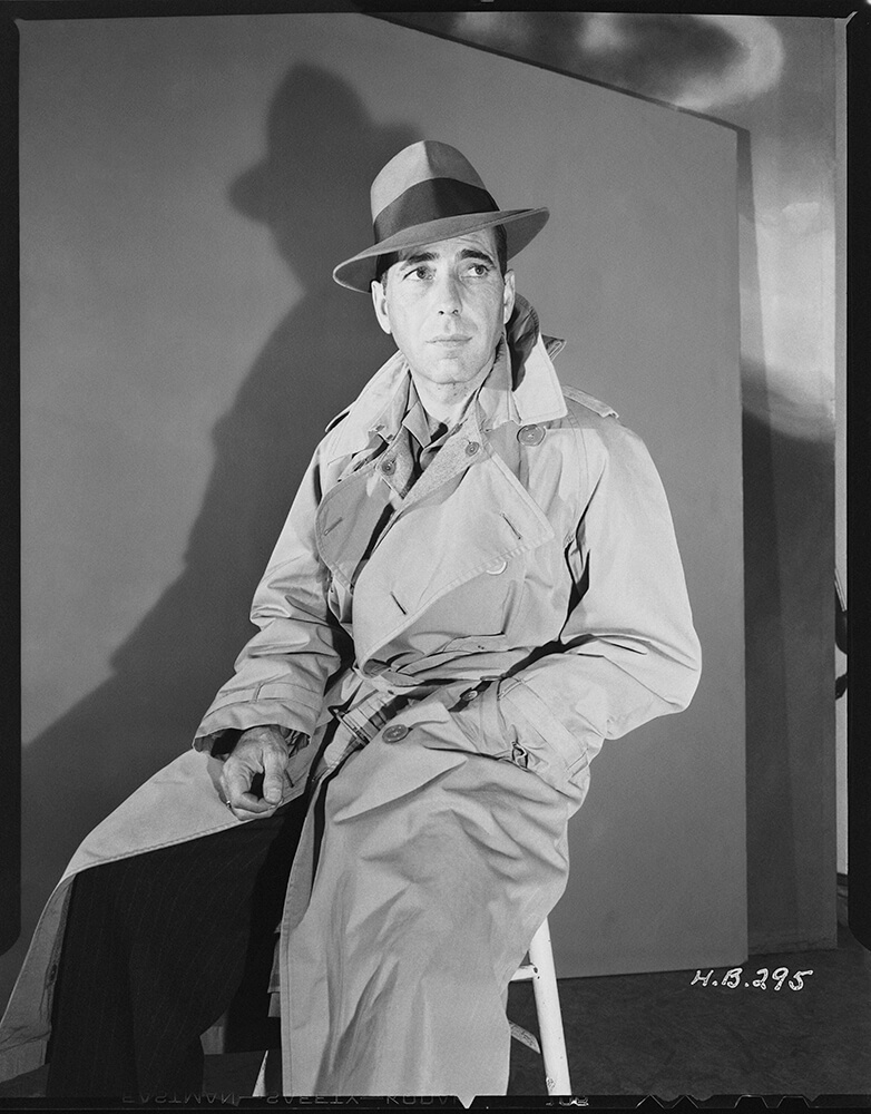 Humphrey Bogart fine art photography