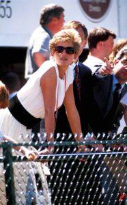 Princess Diana, Silverstone, British Grand Prix, Princessdianaretro
