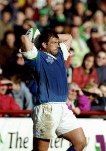 Ireland v Italy Alessandro Moscardi