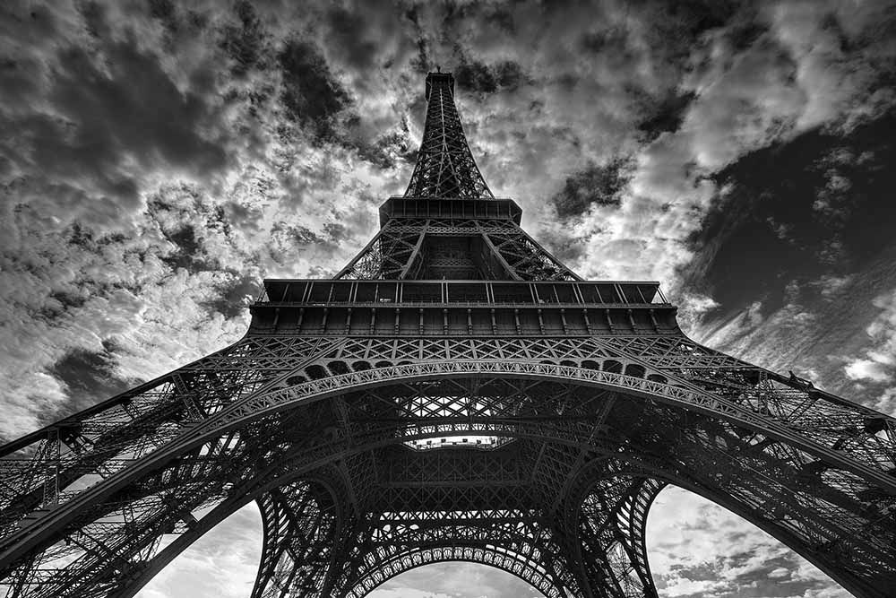 Eiffel tower fine art photography