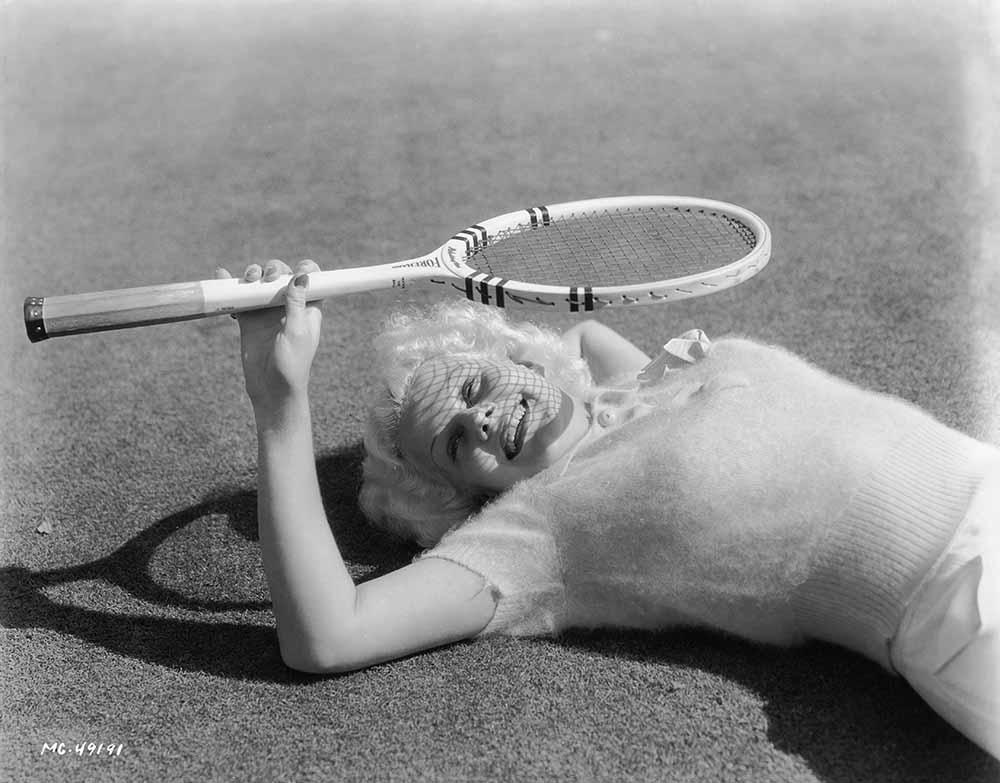 Jean Harlow fine art photography