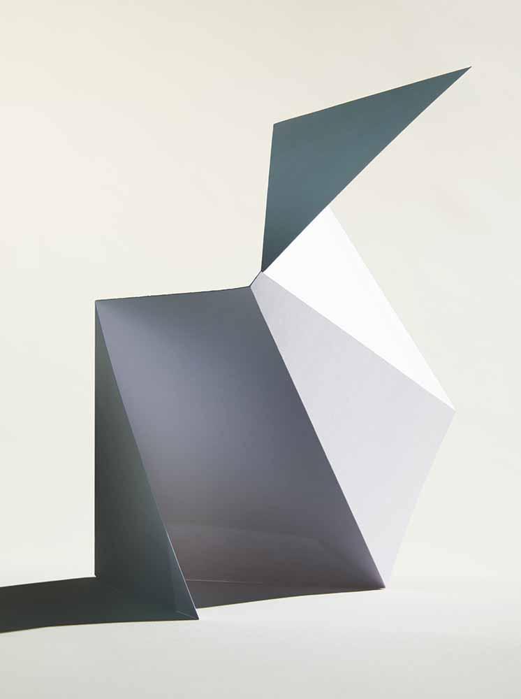 Paper Folded fine art photography