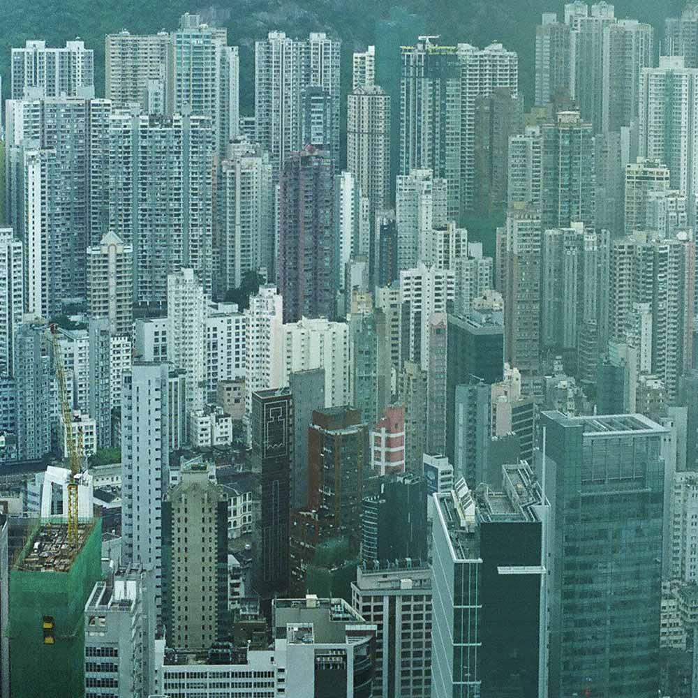 City of Hong Kong fine art photography