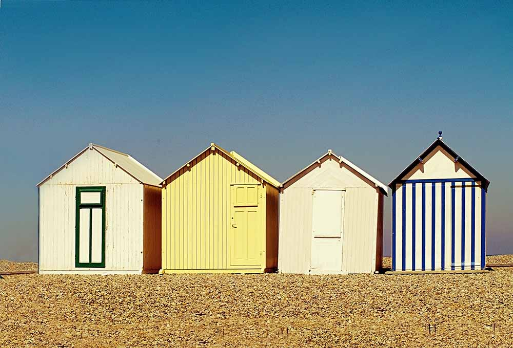 Playas del Norte de Francia fine art photography