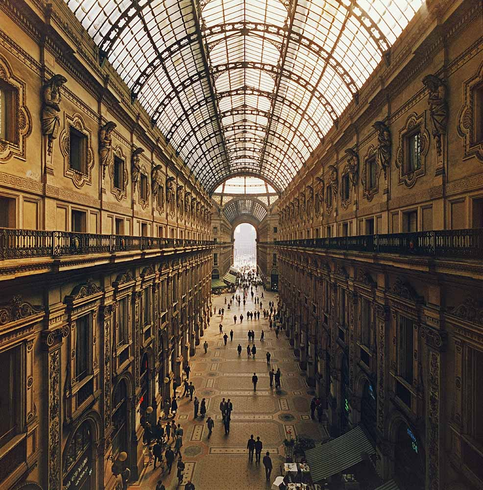 Galleria Vittorio Emanuele II fine art photography