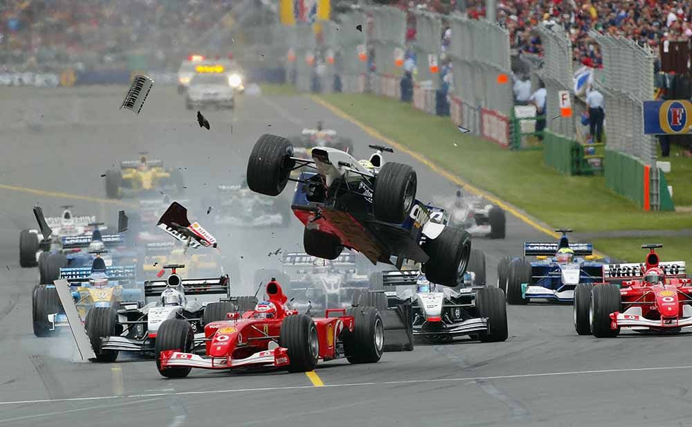 Australian F1 GP fine art photography