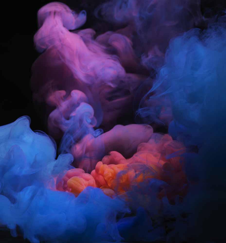 Smoke fine art photography