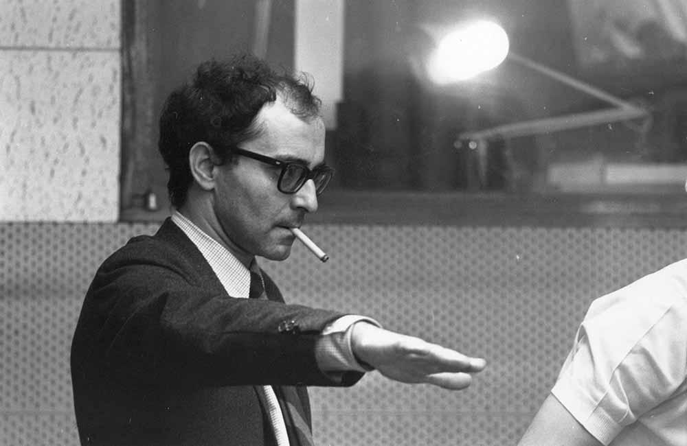 Jean-Luc Godard fine art photography