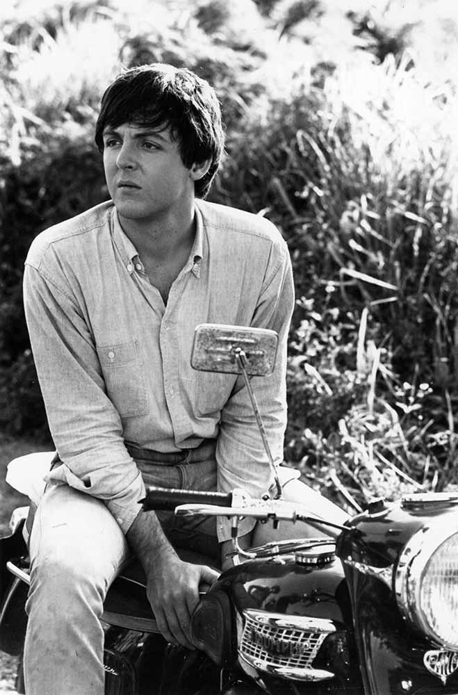 Beatle On His Bike fine art photography