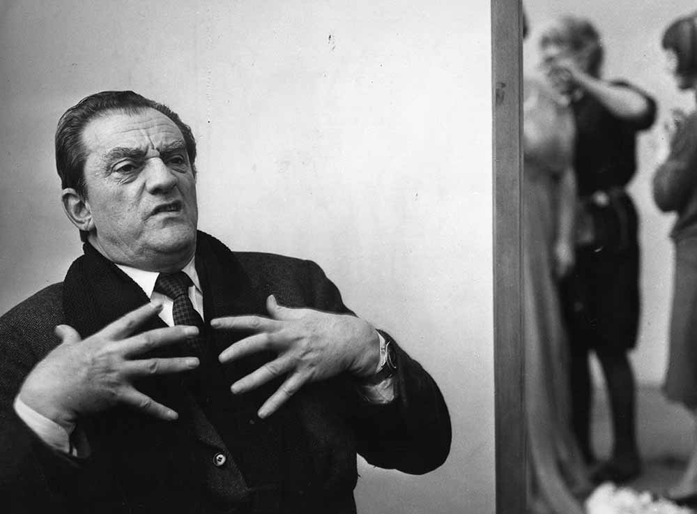Luchino Visconti fine art photography