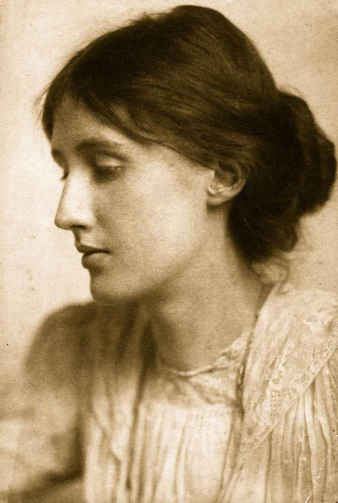 Virginia Woolf fine art photography