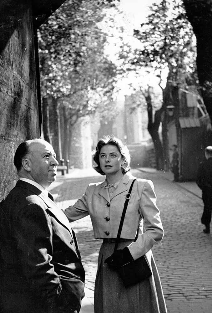 Bergman In London fine art photography