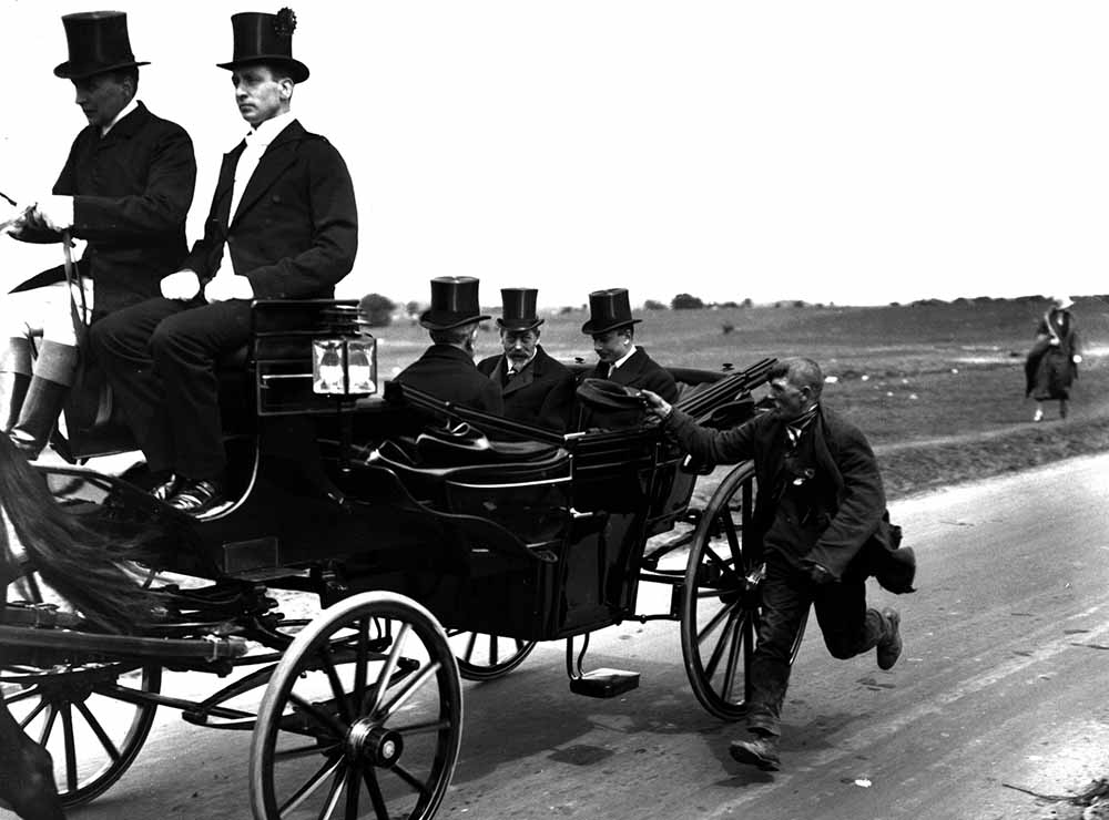 George V fine art photography