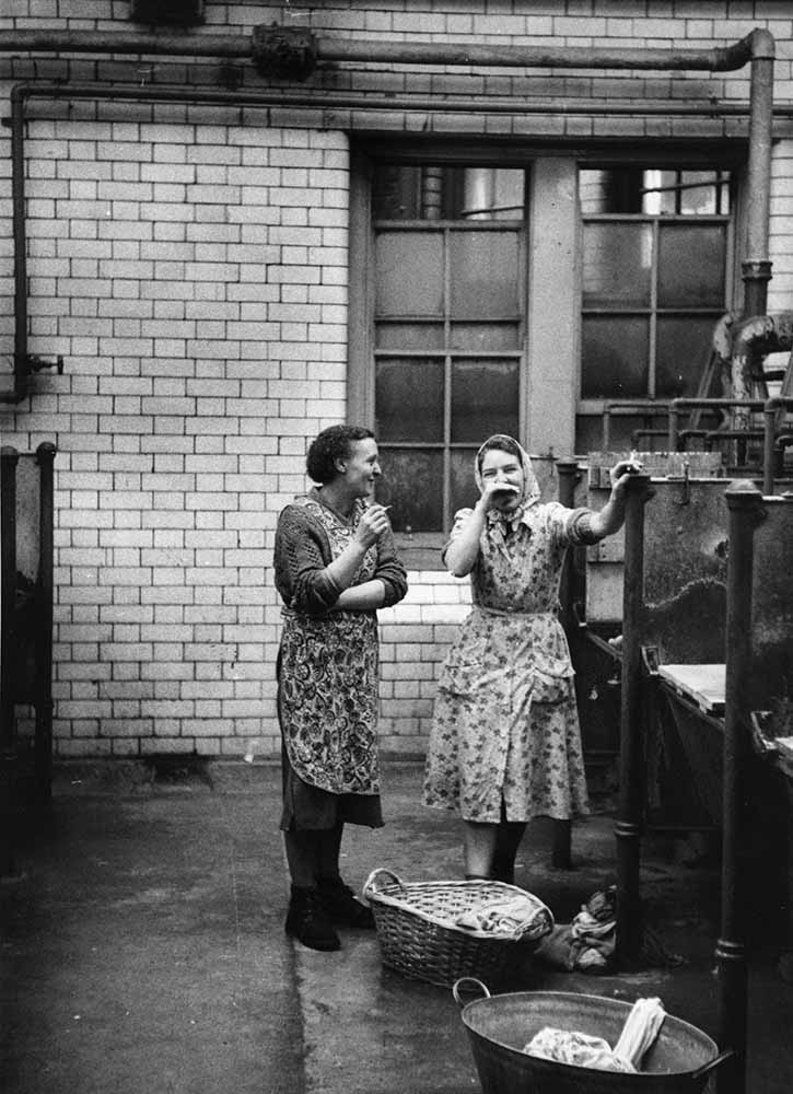 Wash House Chat fine art photography