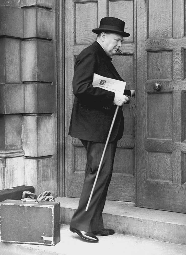 Churchill Returns fine art photography