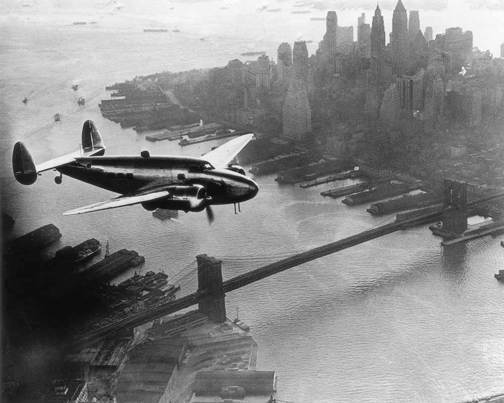 New York Fly-By fine art photography