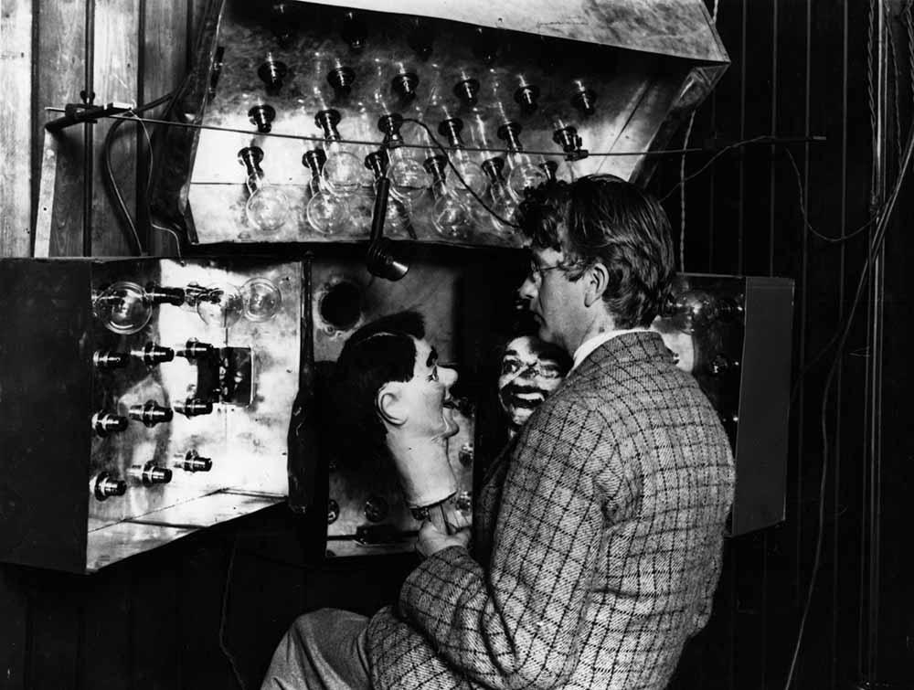 John Logie Baird fine art photography