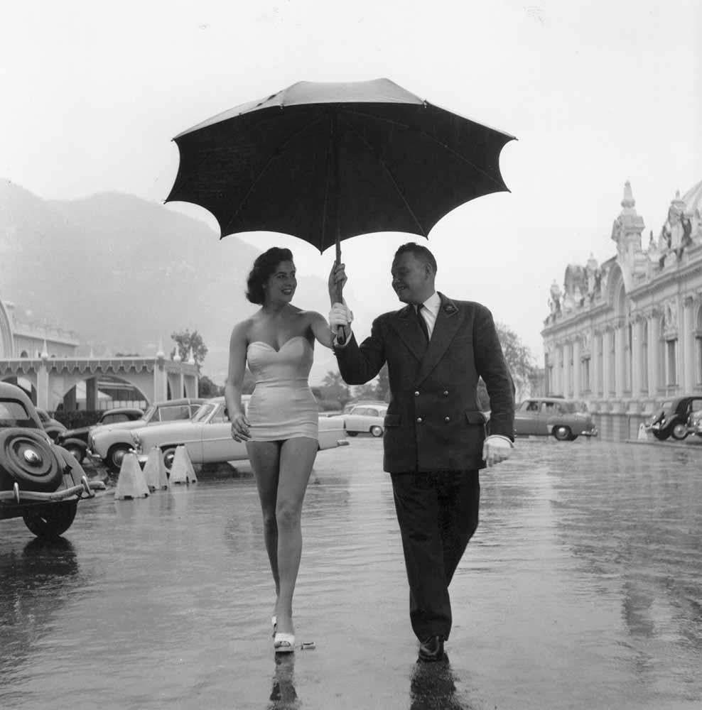 Monte Carlo Rain fine art photography