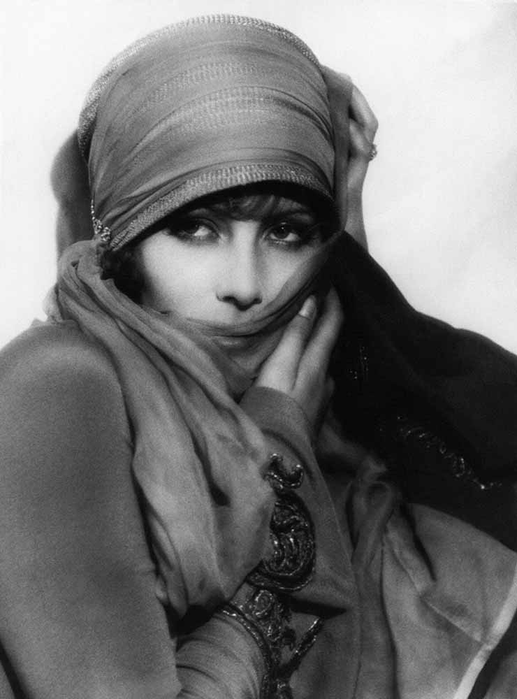 Greta Garbo fine art photography