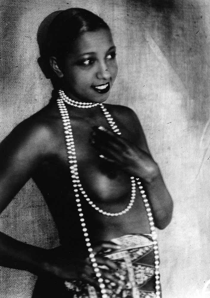 Josephine Baker fine art photography