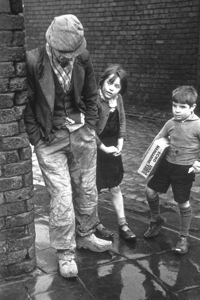 Poverty In Wigan fine art photography