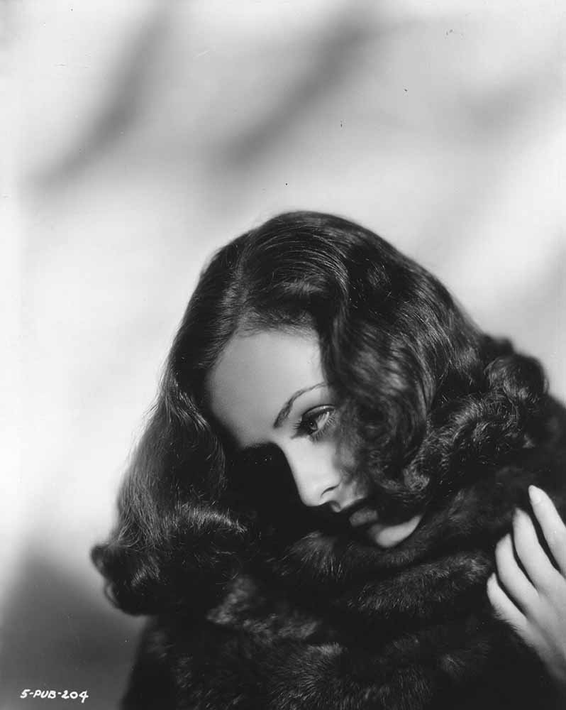 Paulette Goddard fine art photography