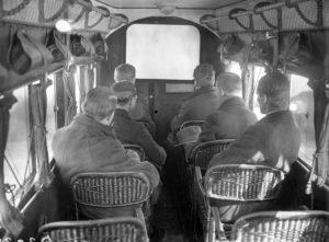 First Flying Cinema