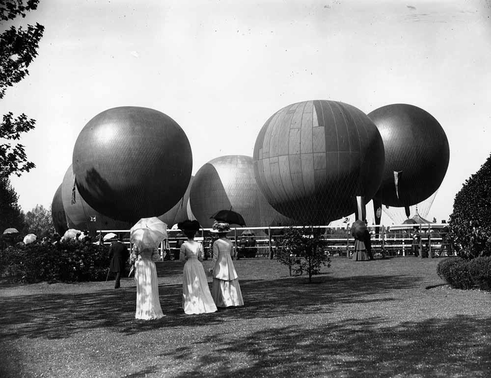 Hurlingham Balloons fine art photography