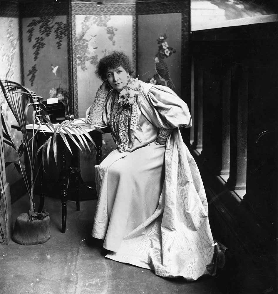 Sarah Bernhardt fine art photography