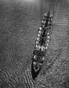 Empress At Sea