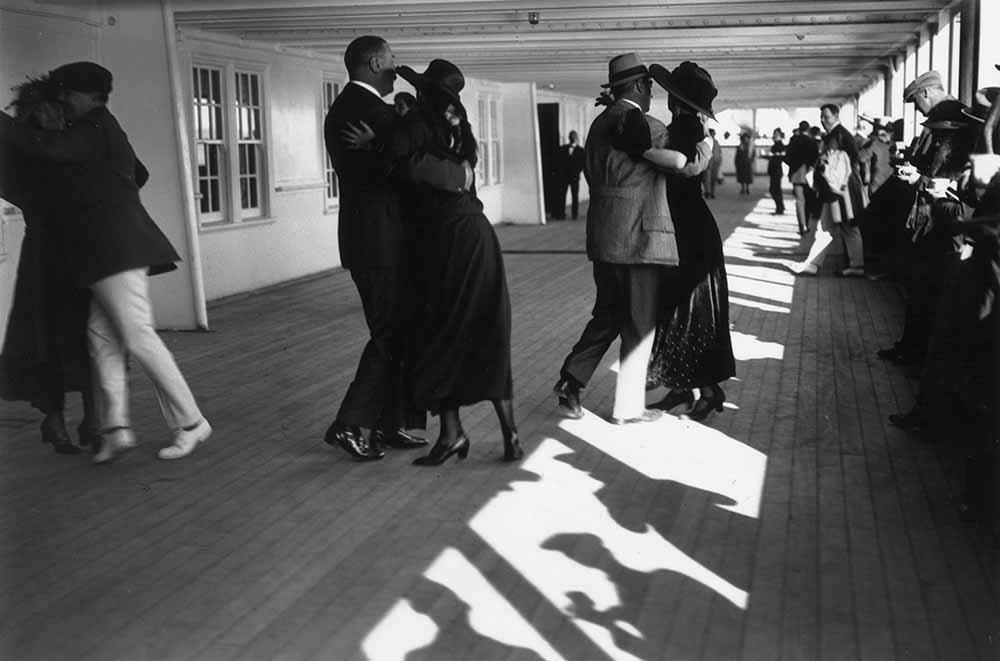 Dancing On Deck fine art photography