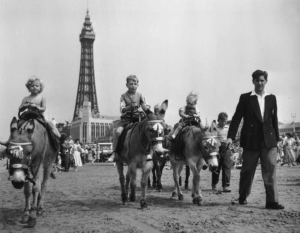 Blackpool Rides fine art photography