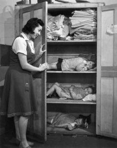 Cupboard Shelter