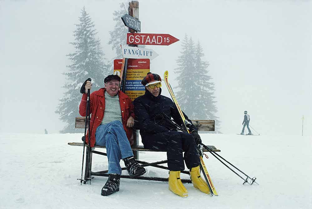 Skiing Holiday fine art photography