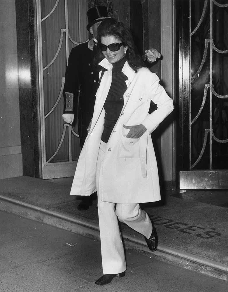 Jackie Onassis fine art photography