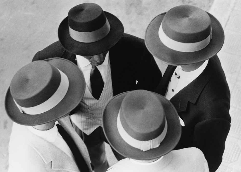 Italian Hats fine art photography